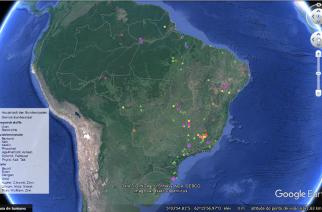 Câmara Brasil-Alemanha disponibiliza Mapa da Mineração Brasileira
