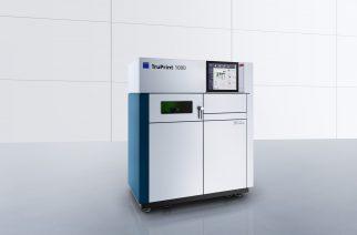 TRUMPF apresenta impressora 3D na EXPOMAFE