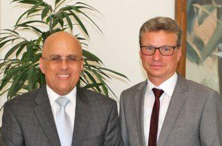 Bahia e Baviera estreitam cooperação
