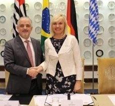 Baviera e São Paulo comemoram 20 anos de cooperação