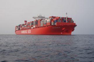 Hamburg Süd é eleita melhor transportadora marítima nos Estados Unidos
