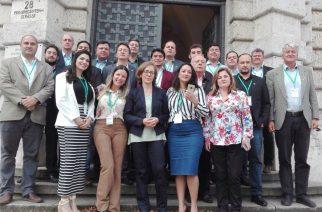 Brasileiros vivenciam evolução energética na Baviera