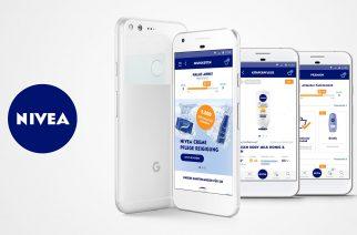 NIVEA lança aplicativo para dispositivos móveis