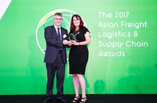 Hamburg Süd recebe prêmio Best Green Shipping Line
