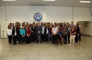 Volkswagen abre inscrições para o Programa de Estágio 2018