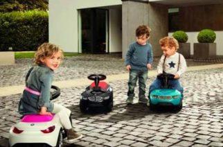 BMW lança produtos para o Dia das Crianças