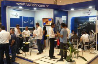 Fuchs marca presença na EXPOSIBRAM 2017 e na BRAZIL WINDPOWER 2017
