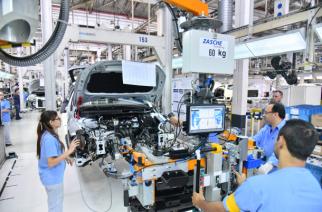 Volkswagen do Brasil investe na Indústria 4.0