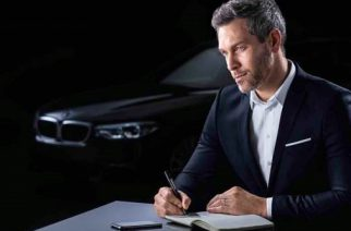BMW lança caderno inteligente que se conecta aos veículos