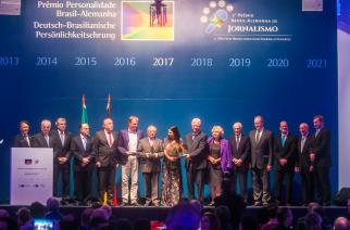 Prêmio Personalidade Brasil-Alemanha é destaque em Porto Alegre