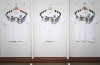 adidas anuncia uniformes das seleções para Copa do Mundo da Rússia