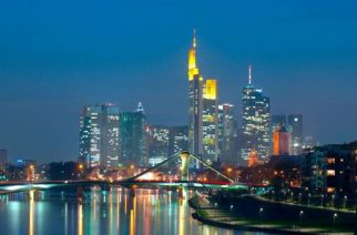 """""""Mainhattan"""": novo e surpreendente skyline em Frankfurt"""