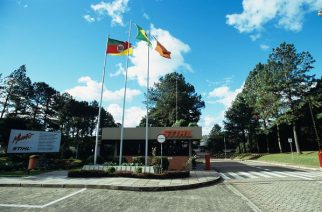 STIHL Brasilien: In Sa? Leopoldo hat die brasilianische STIHL Produktions- und Vertriebs-gesellschaft ihren Sitz./STIHL Brazil: Sa? Leopoldo is the headquarters for the Brazilian STIHL production and marketing subsidiary.
