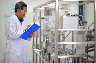 thyssenkrupp inaugura centro global de P&D para o setor oleoquímico