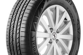 Novo pneu da Continental entrega melhor performance