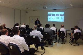 Câmara Brasil-Alemanha visita novo Centro de Distribuição da Bosch