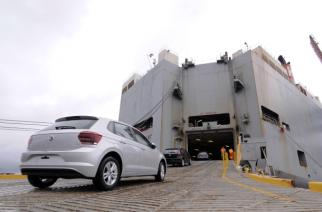 Volkswagen do Brasil começa a exportar o Novo Polo