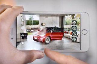 BMW lança aplicativo de realidade aumentada