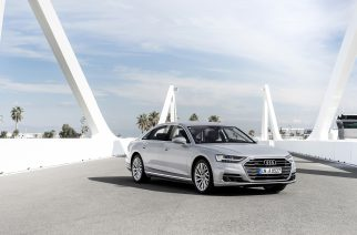 "The new Audi A8 has won the LUXURY AWARD 2018 in the ""best production sedan"" category. The expert panel especially praised the Audi AI traffic jam pilot, which has garnered multiple awards for the premium brand. (Picture: Audi A8 L)"