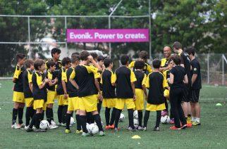 Colégio Visconde de Porto Seguro participa do BVB Evonik Soccer School