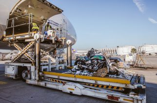 Lufthansa Cargo tem perspectivas otimistas para 2018