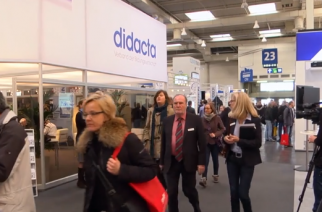 Delegação brasileira visita Didacta em Hannover