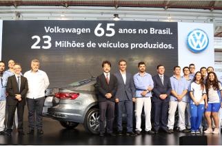 Volkswagen do Brasil comemora 65 anos