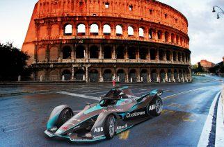 Porsche está na Formula E
