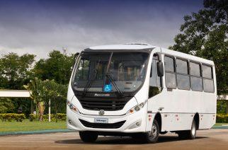 Volksbus comemora 25 anos com lançamento de micro-ônibus