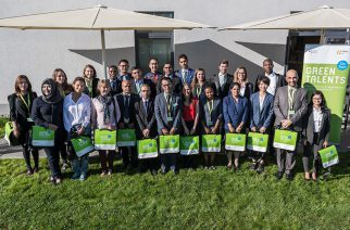 Inscrições abertas para o Prêmio Green Talents 2018