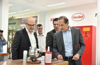 Henkel e SENAI-SP inauguram Centro de Treinamento
