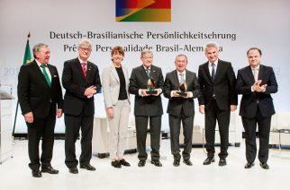 Colônia recebe Prêmio Personalidade Brasil-Alemanha