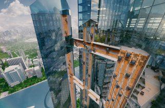 Sistema de elevador sem cabos MULTI da thyssenkrupp ganha prêmio