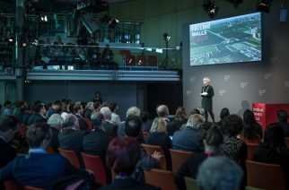 Falling Walls Lab. Berlin, 08.11.2017. Copyright: Florian Gaertner/ photothek.net/ Falling Walls