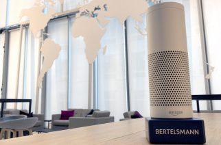 Bertelsmann inova ao utilizar a ferramenta Alexa