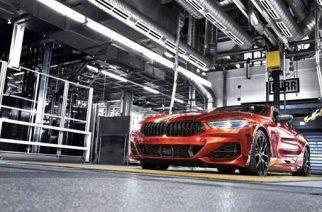 Novo BMW Série 8 Coupé começa a ser produzido na planta do BMW Group
