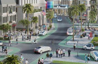 Bosch e Daimler definem metrópole da Califórnia como cidade-piloto para condução autônoma
