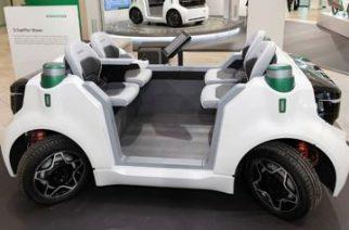 O Schaeffler Mover é um conceito para chassi pequeno e altamente versátil, que é totalmente elétrico e pode ser combinado com várias versões de carroceria para suportar uma variedade de diferentes aplicações de transporte e mobilidade urbana.