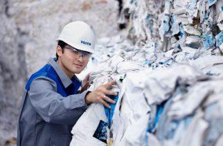 Voith recebe pedido da Green Bay Packaging para uma nova fábrica de papel na América do Norte