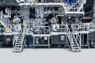 Progroup escolhe Voith para fornecer nova máquina de papel embalagem
