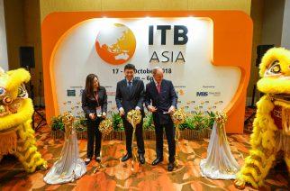 ITB Asia 2018: maior feira asiática de turismo do mundo abre as portas com número recorde de expositores