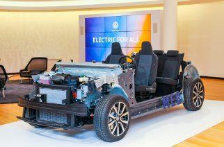 "Volkswagen lança a campanha ""ELECTRIC FOR ALL"""