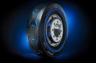 Continental e MAN apresentam o pneu verde na IAA 2018