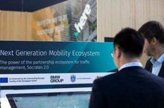 HERE e BMW desenvolvem solução inovadora para o gerenciamento de tráfego em Copenhague