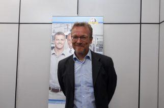 Pilz recebe Gerente da TÜV Nord de Hannover para testes da certificação CMSE