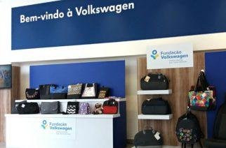 Bazar Social da Fundação Volkswagen é destaque na Academia VW