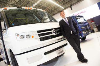 Volkswagen Caminhões e Ônibus registra crescimento recorde