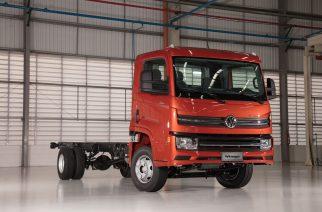 Caminhões Volkswagen lideram três dos cinco segmentos do mercado nacional no 1º semestre