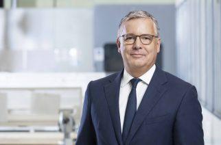 Dr. Toralf Haag, Presidente e CEO do Grupo Voith. Foto: Divulgação / Voith