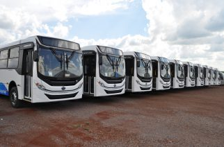 Ônibus Volkswagen conquistam mercado no Cabo Verde